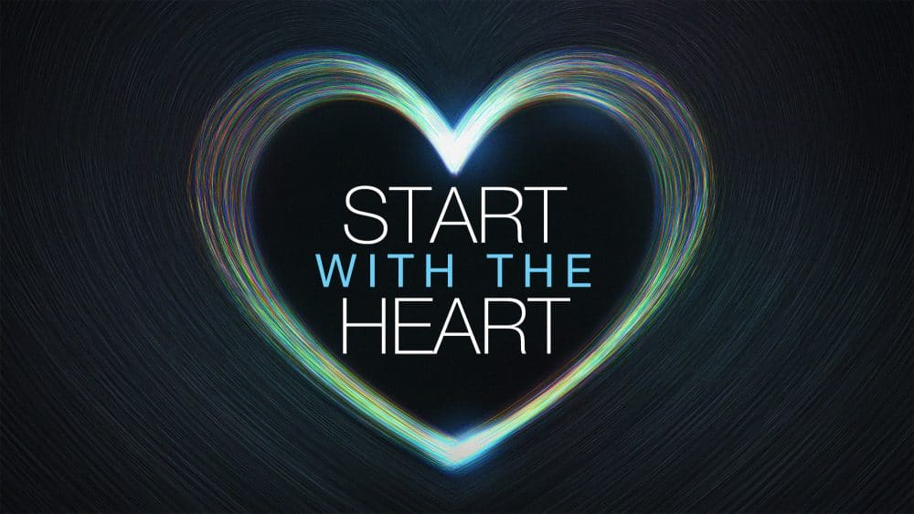 Start With the Heart Image