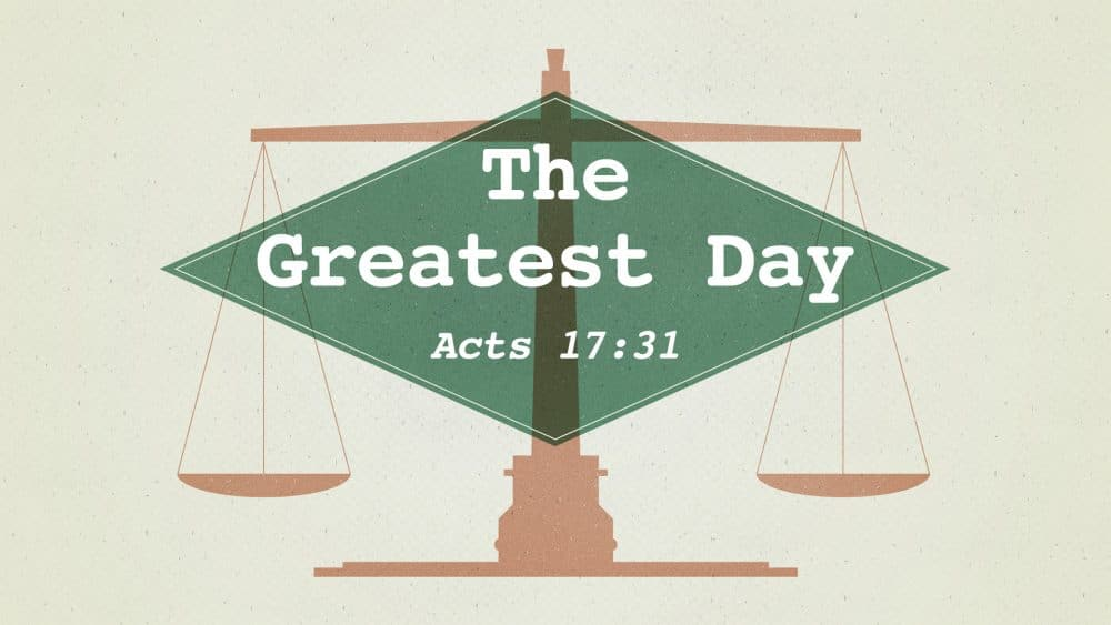 The Greatest Day