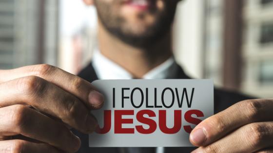 why do we follow Jesus