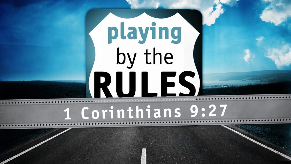 Playing by the Rules Image
