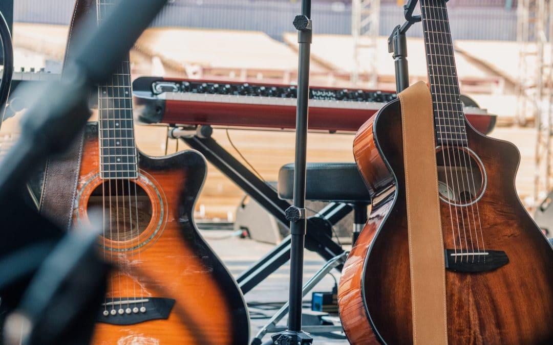 Instruments in Church Worship