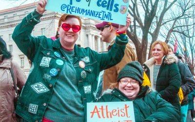 More Americans Have No Religion