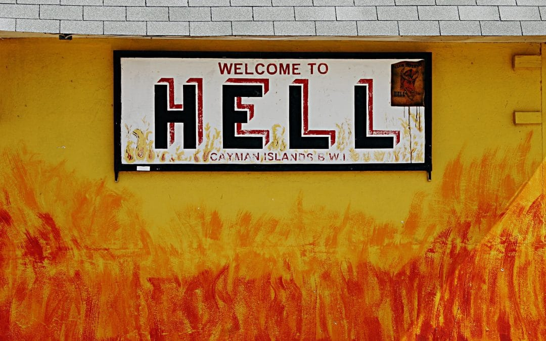"""""""Do You Think I Am Going to Hell?"""""""
