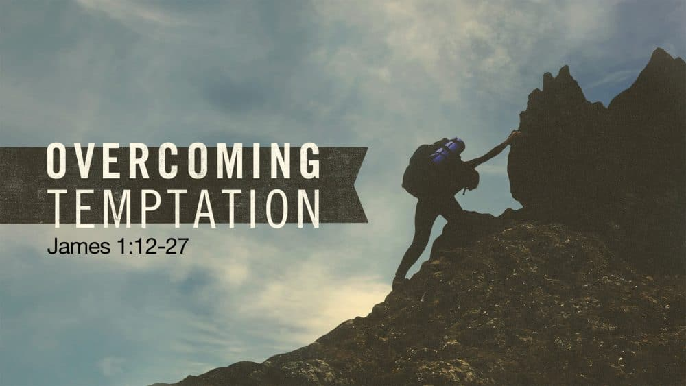 Overcoming Temptation Image