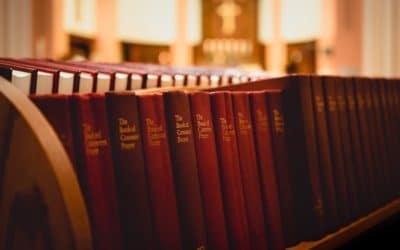 Turmoil in the Episcopal Church
