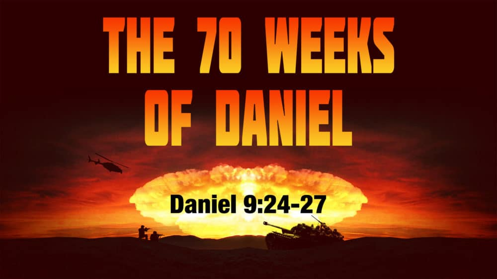 The 70 Weeks of Daniel Image