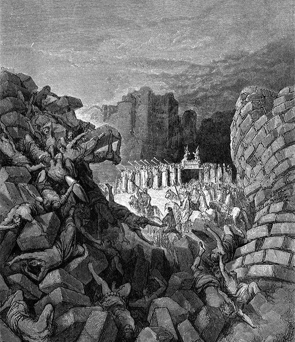 The Days of Joshua 6