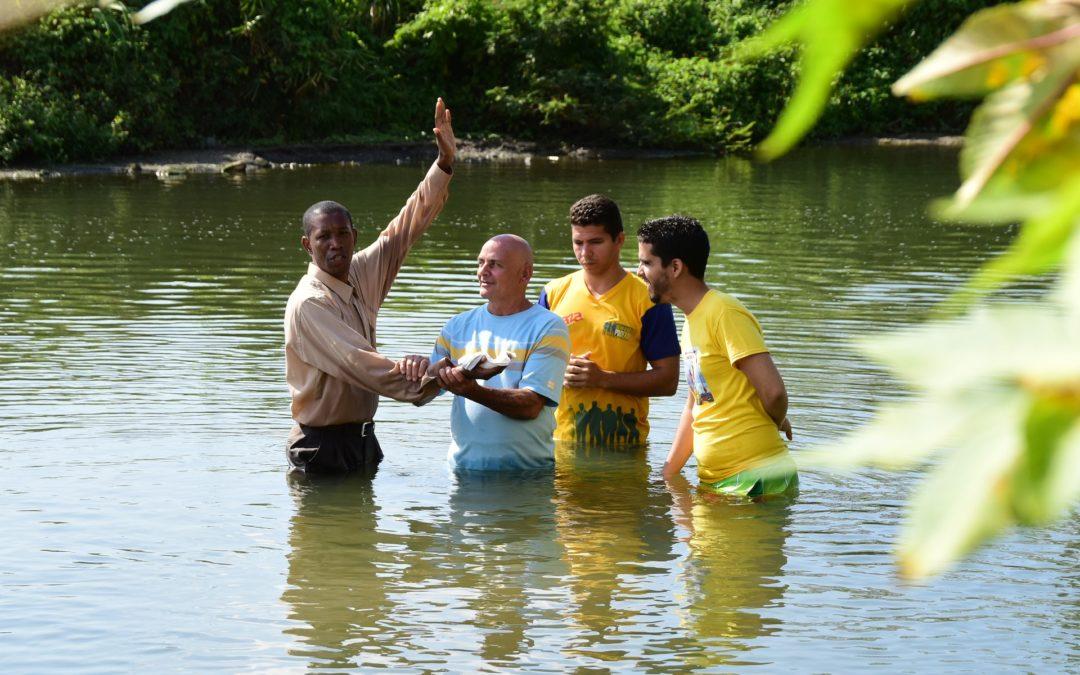 "Is Baptism ""Spiritual Regeneration""?"