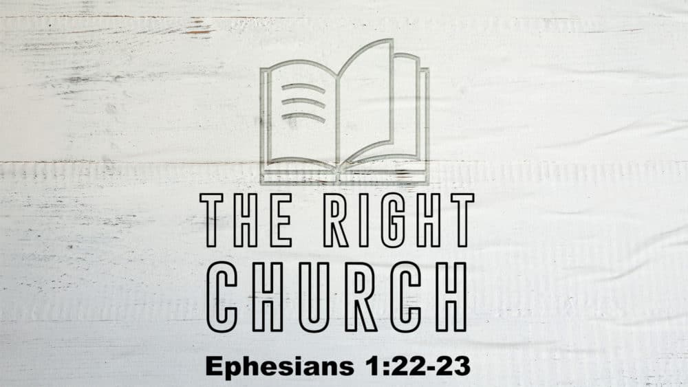 The Right Church Image