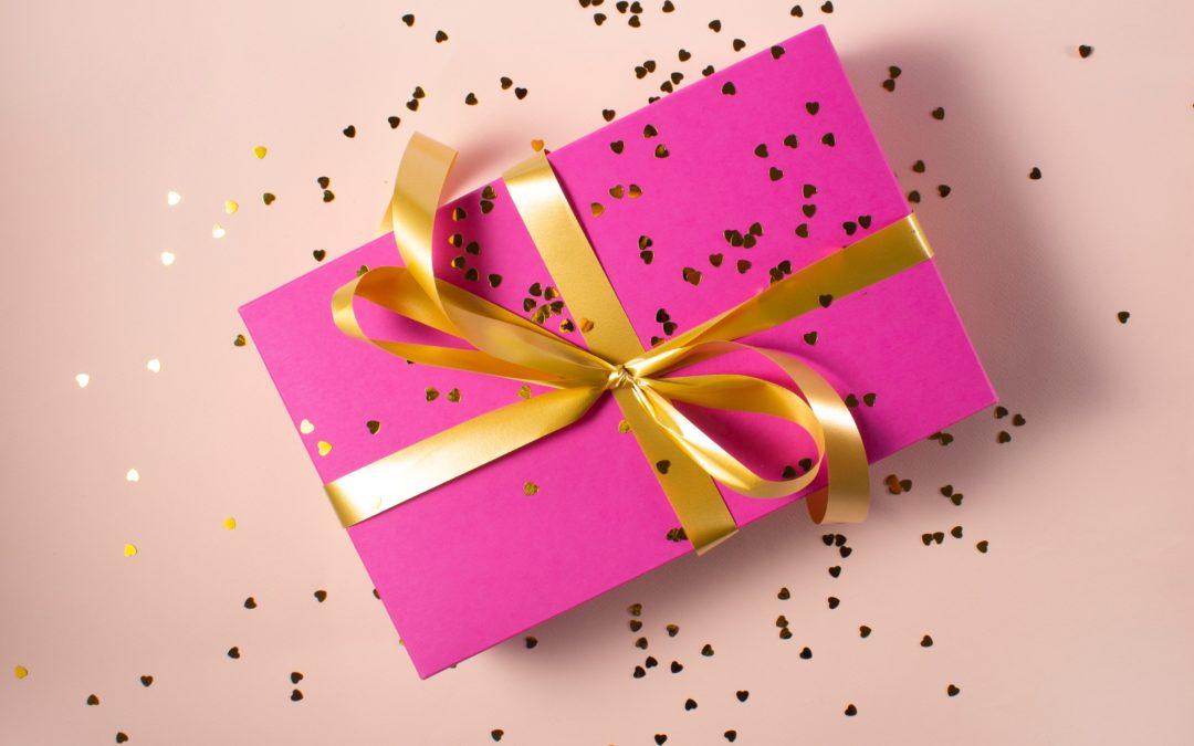 The Gift-Giving Season