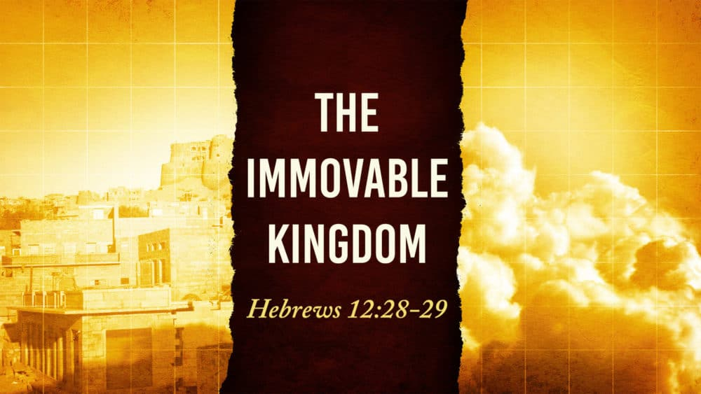 The Immovable Kingdom Image