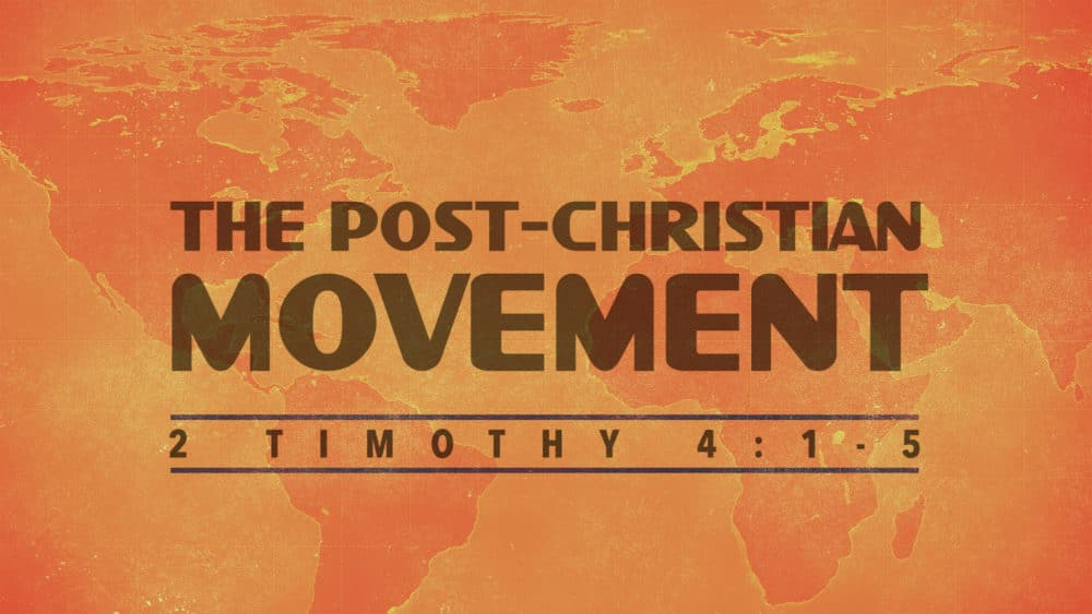 The Post-Christian Movement Image