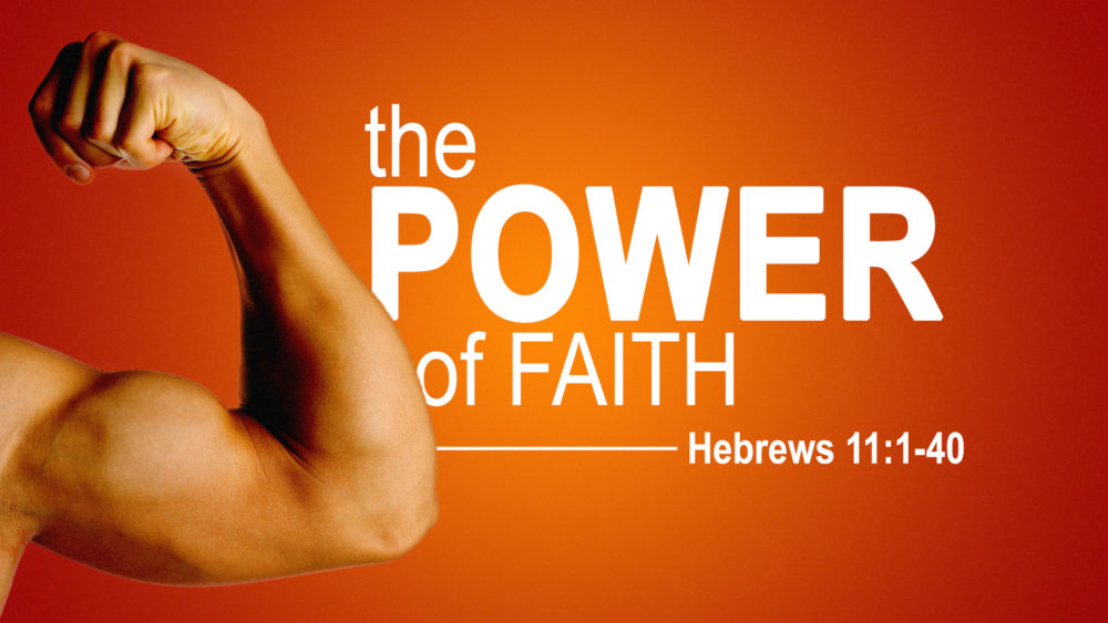 The Power of Faith Image