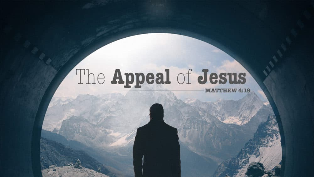 The Appeal of Jesus Image