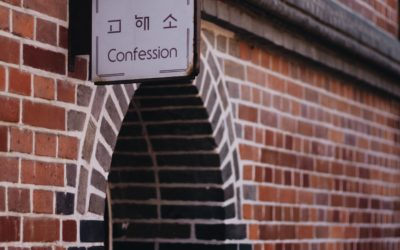 """""""If We Confess Our Sins"""""""