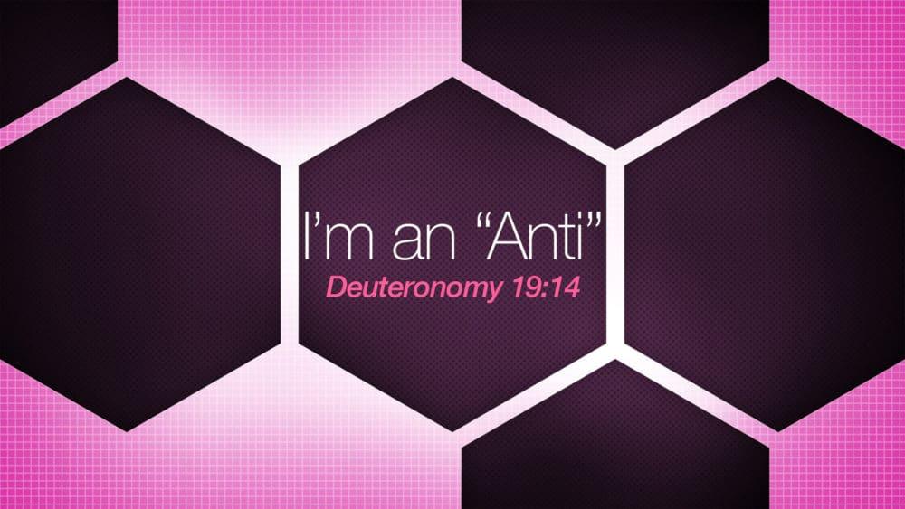 I'm an