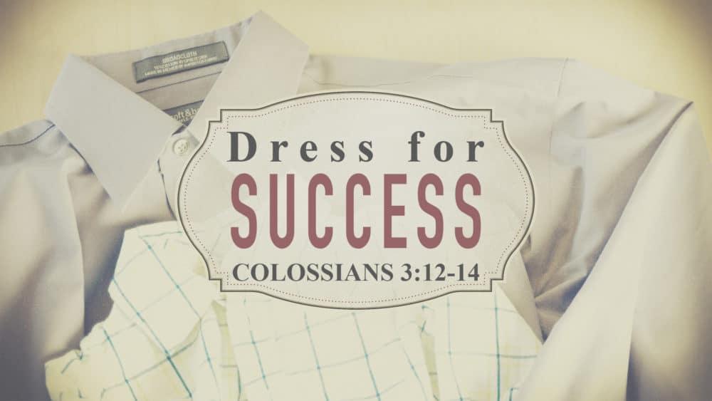Dress for Success Image