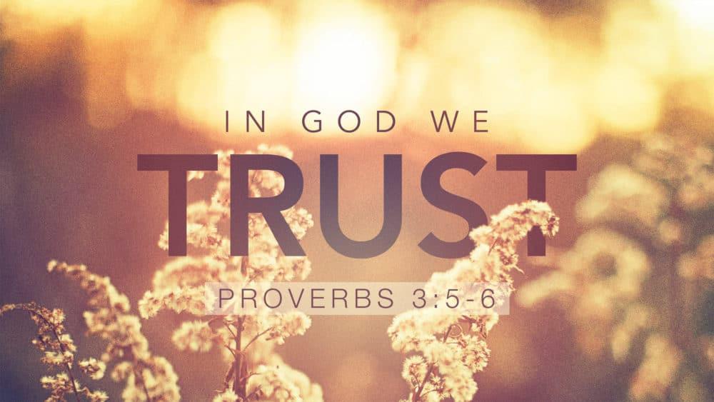 In God We Trust Image