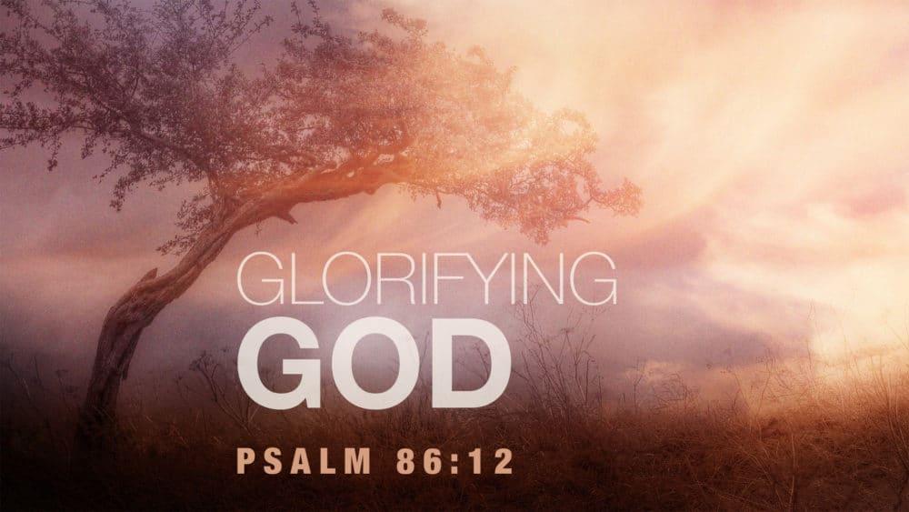 Glorifying God Image